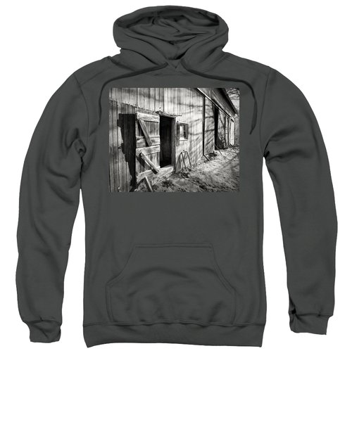 Barn Doors Sweatshirt