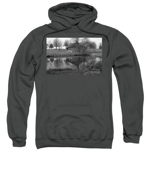 Barn Reflection Sweatshirt
