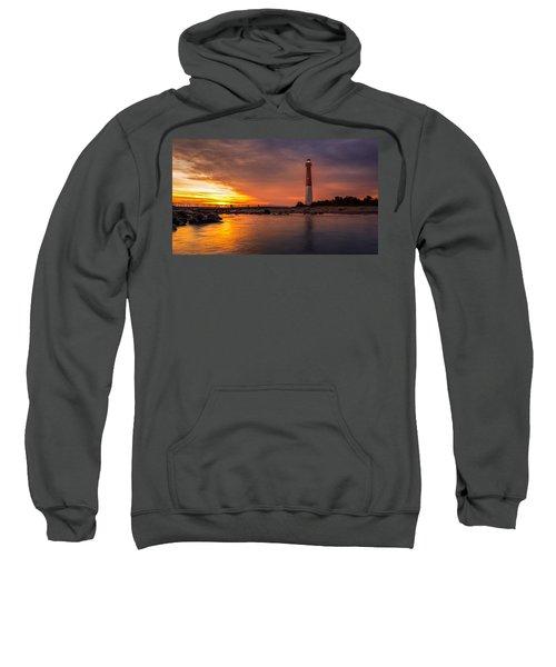 Barnegat Sunset Light Sweatshirt