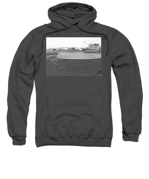 Baseball At Yankee Stadium Sweatshirt