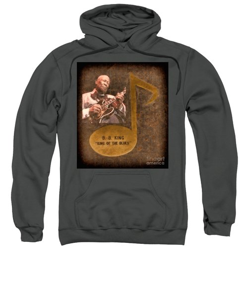 Bb King Note Sweatshirt