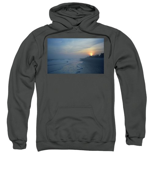 Beach And Sunset Sweatshirt