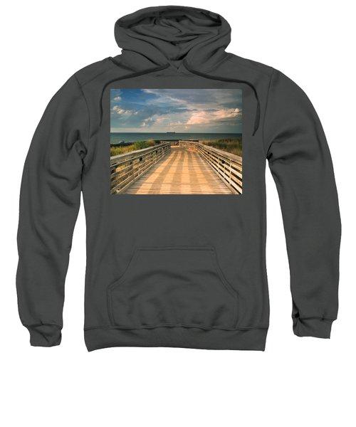 Beach Walk Sweatshirt
