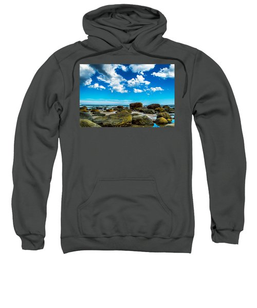 Beachfront Boulders Sweatshirt