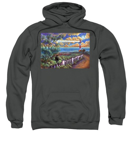 Beacons In The Moonlight Sweatshirt