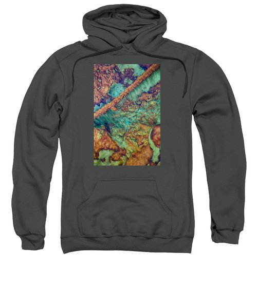 Beautiful Rebar Hot Springs Sweatshirt