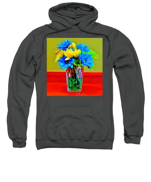 Beauty In A Vase Sweatshirt