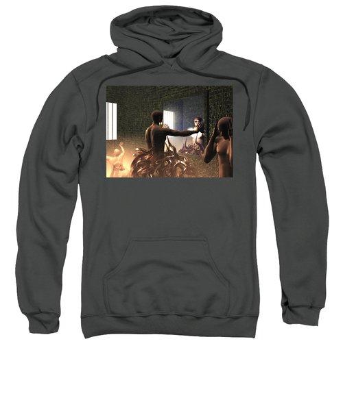 Becoming Disturbed Sweatshirt