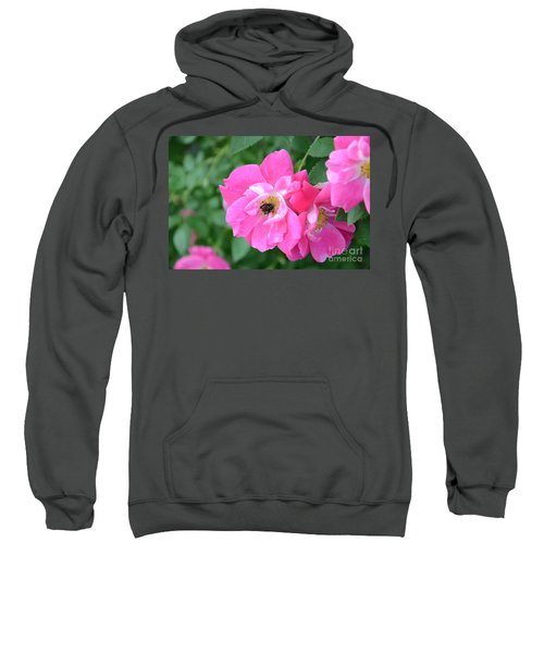 Bee Rosy Sweatshirt