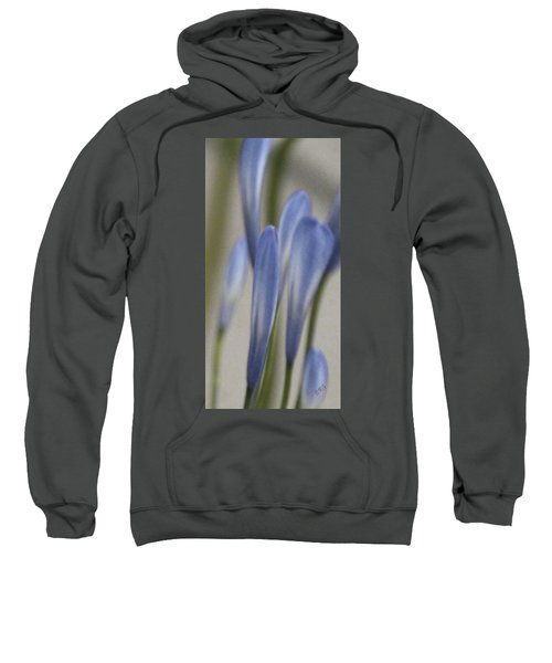 Before - Lily Of The Nile Sweatshirt