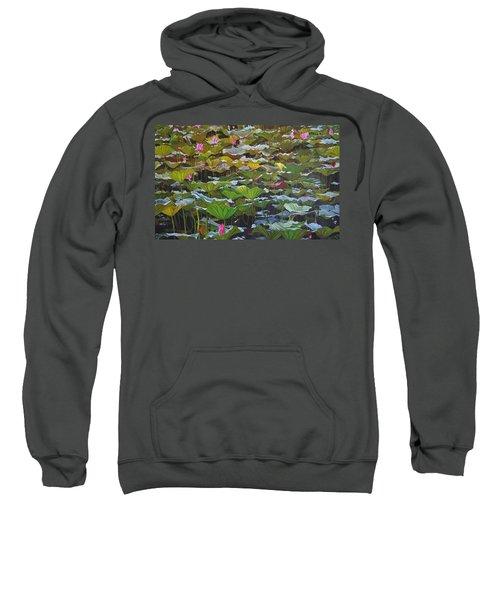 Beijing In August Sweatshirt