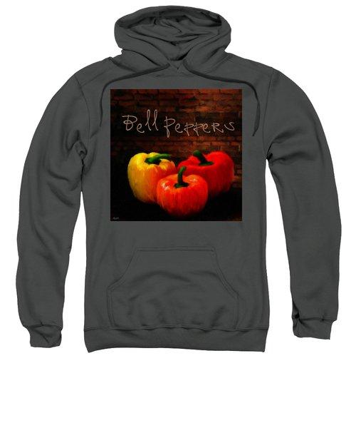 Bell Peppers II Sweatshirt