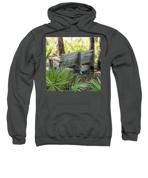 Bench In Nature Sweatshirt