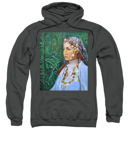 Berber Woman Sweatshirt