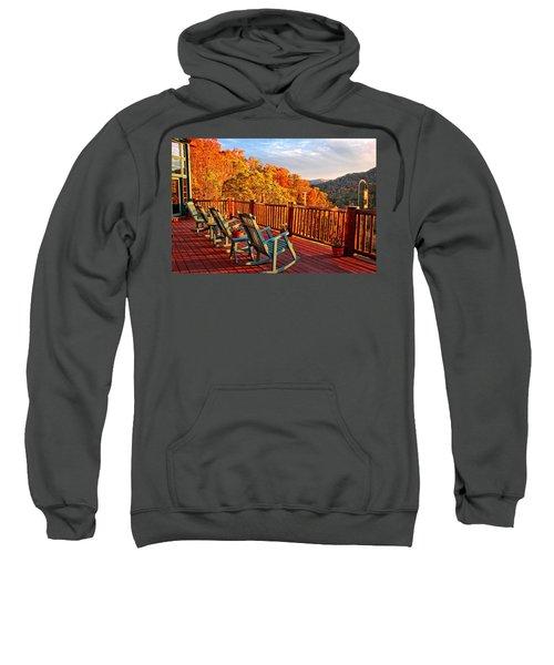 Best View In Town  Sweatshirt