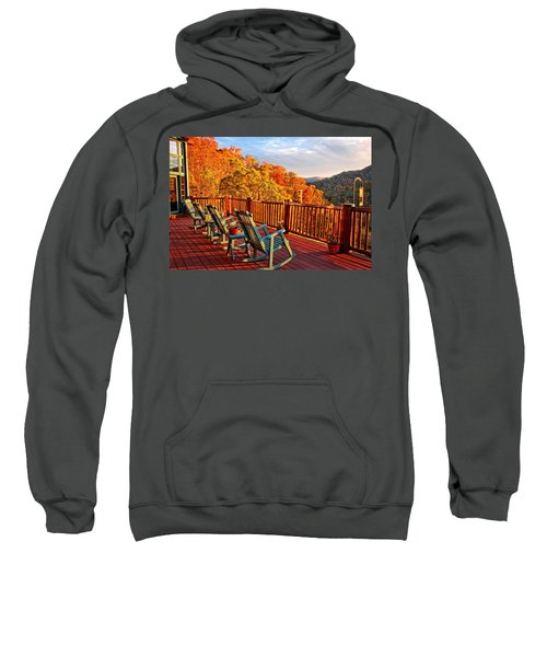 Best View In Town  Sweatshirt