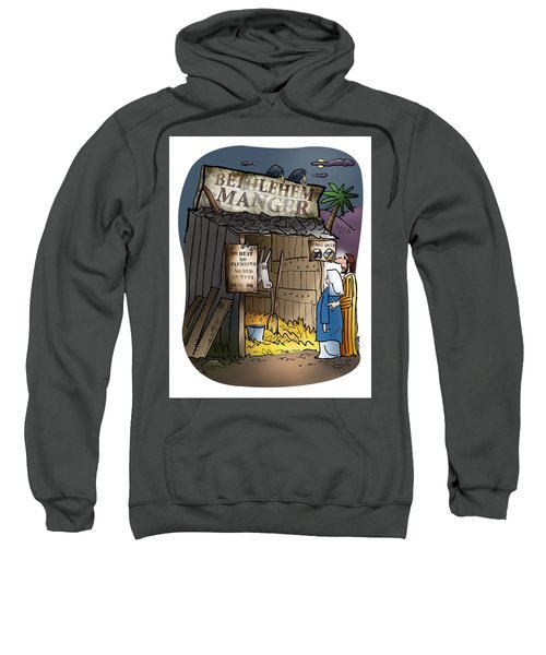 Bethlehem Manger Sweatshirt