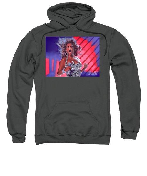 Beyonce Sweatshirt by Paul Meijering