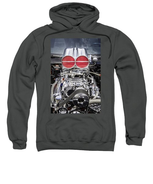 Big Big Block V8 Motor Sweatshirt