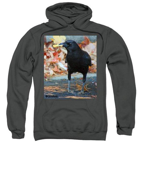 Big Daddy Crow Leaf Picker Sweatshirt