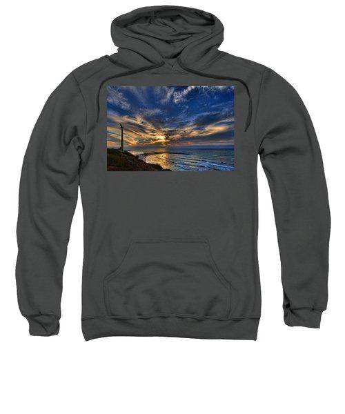 Birdy Bird At Hilton Beach Sweatshirt