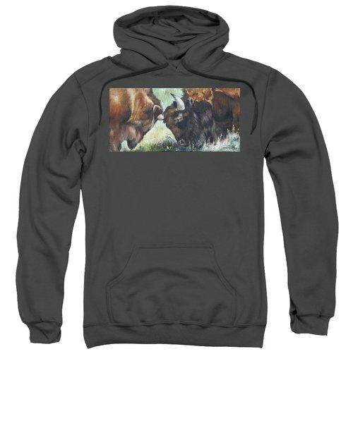 Bison Brawl Sweatshirt