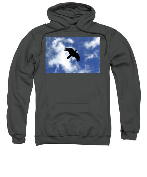 Black Above Sweatshirt