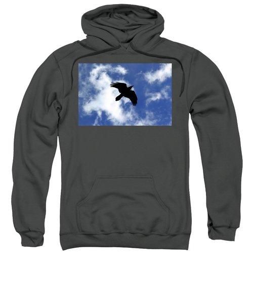 Black Above Sweatshirt