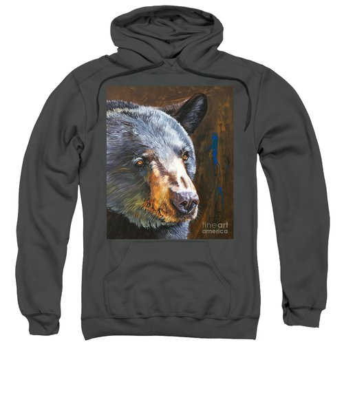 Black Bear The Messenger Sweatshirt