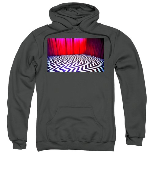 Black Lodge Blues Sweatshirt