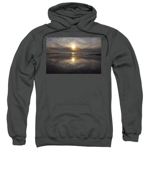 Black Sunset Sweatshirt