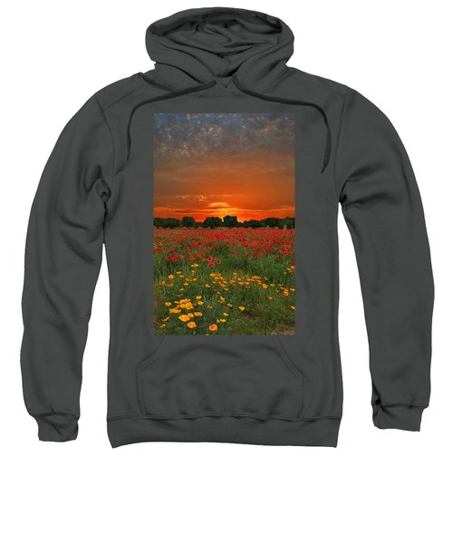 Blaze Of Glory Sweatshirt