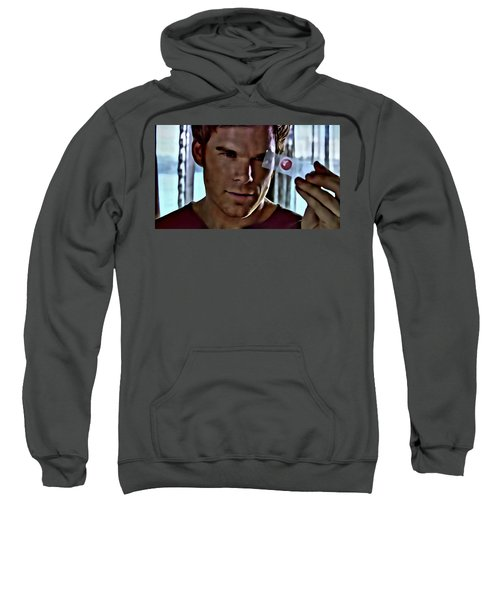 Blood Slide Dexter Sweatshirt