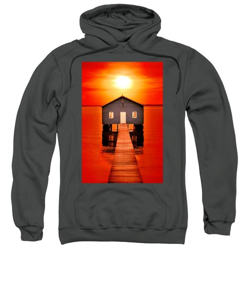 Blood Sunset Sweatshirt