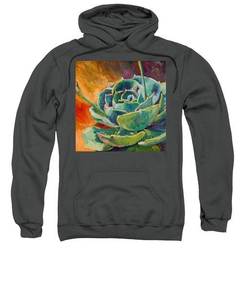 Blooming Hen Sweatshirt