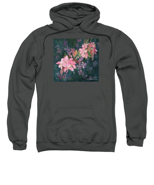 Blossoms For Sally Sweatshirt