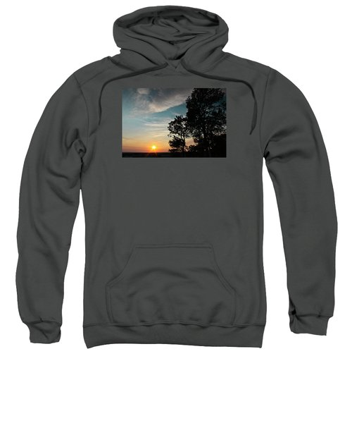 Blue Heaven Sunset Sweatshirt
