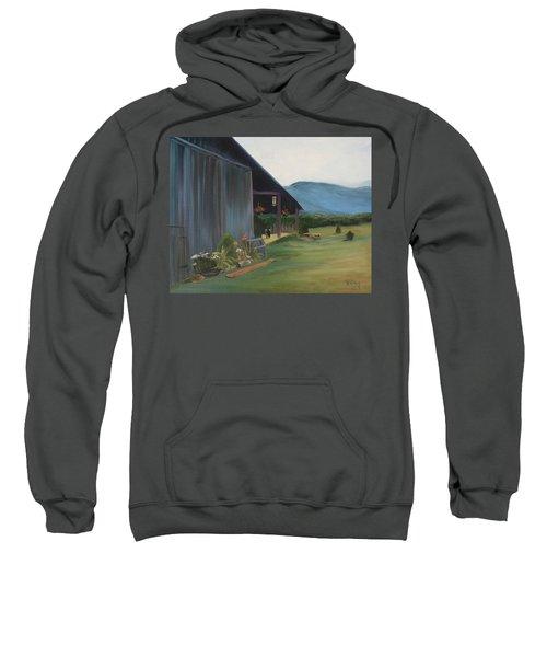 Blue Ridge Vineyard Sweatshirt