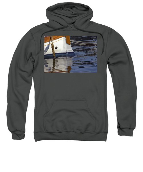 Blue Rudder Sweatshirt