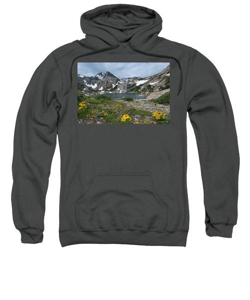 Bluebird Lake - Colorado Sweatshirt