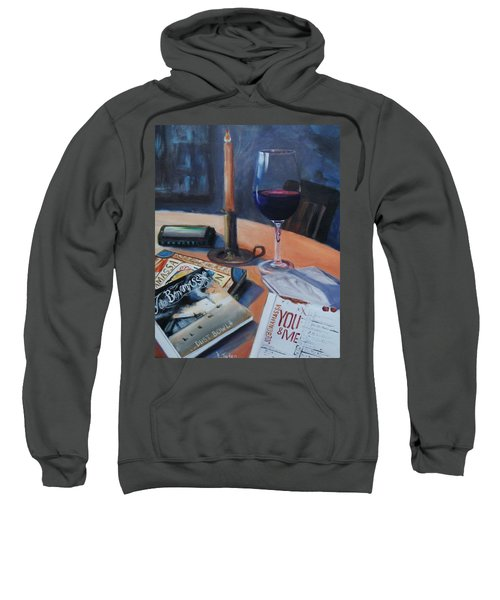 Blues And Wine Sweatshirt