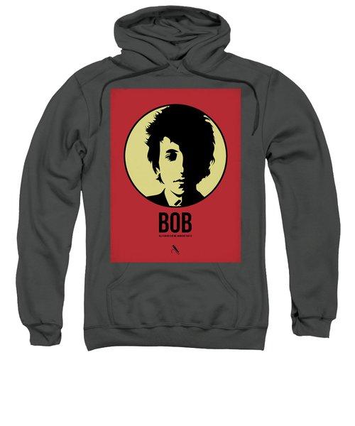 Bob Poster 1 Sweatshirt by Naxart Studio