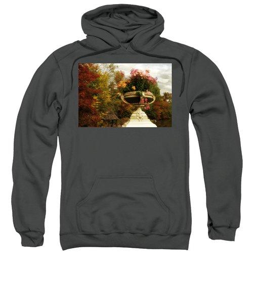 Bow Bridge Planter Sweatshirt