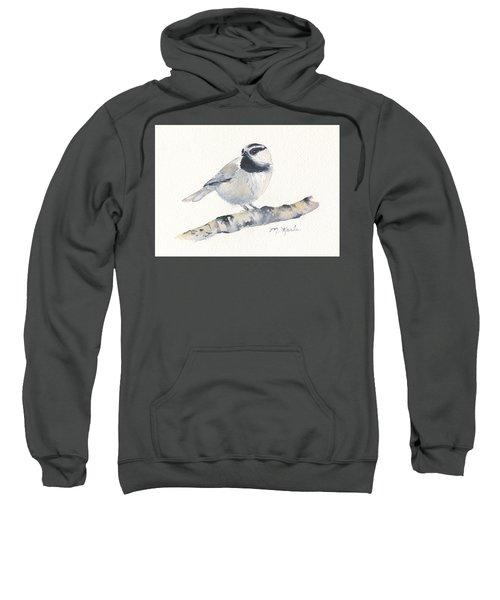 Bozeman Native - Mountain Chickadee Sweatshirt