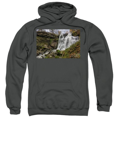 Brandywine Falls Sweatshirt by James Dean