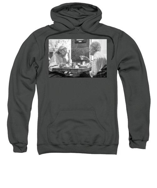 Breakfast Ladies Sweatshirt