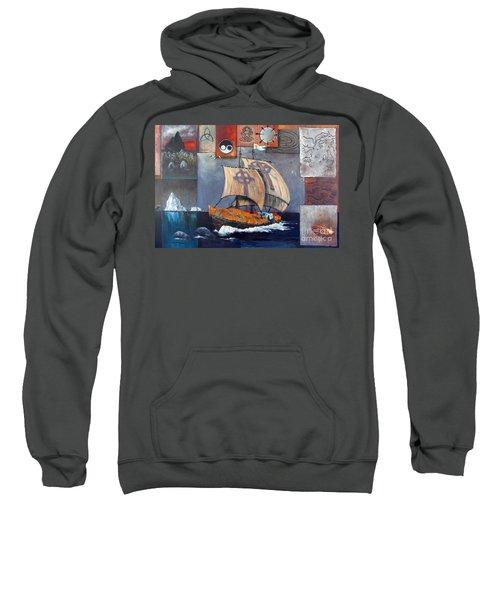 Brendan Voyage Sweatshirt