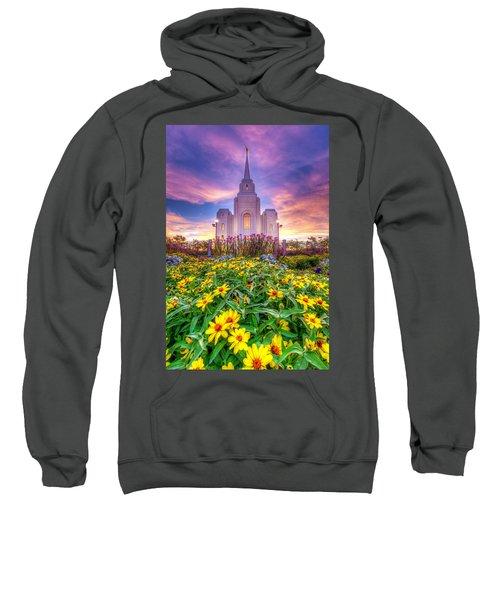 Brigham City Temple Sweatshirt