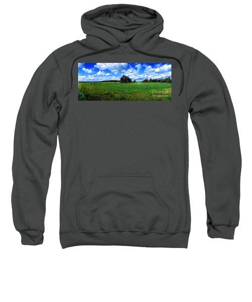 Brimley Farm Near  Sault Ste Marie Michigan  Sweatshirt