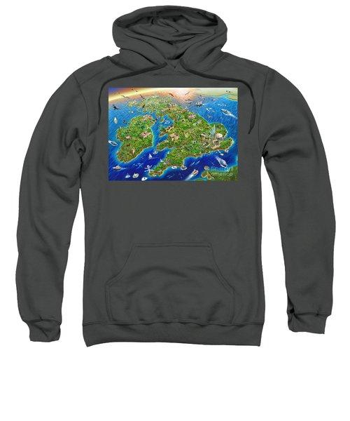 British Isles Sweatshirt